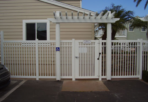 Commercial Pool Fence Elk Grove CA