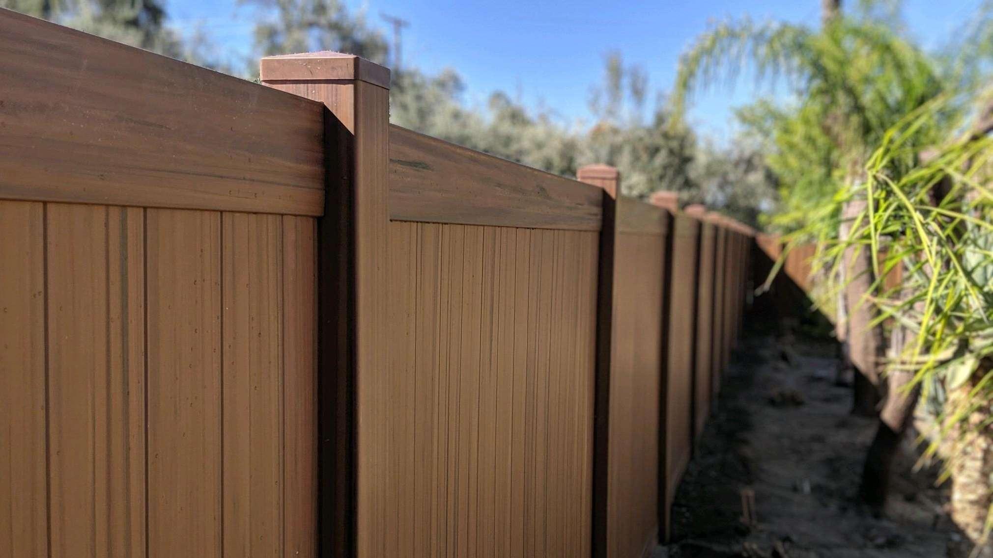 Composite Fence Elk Grove CA
