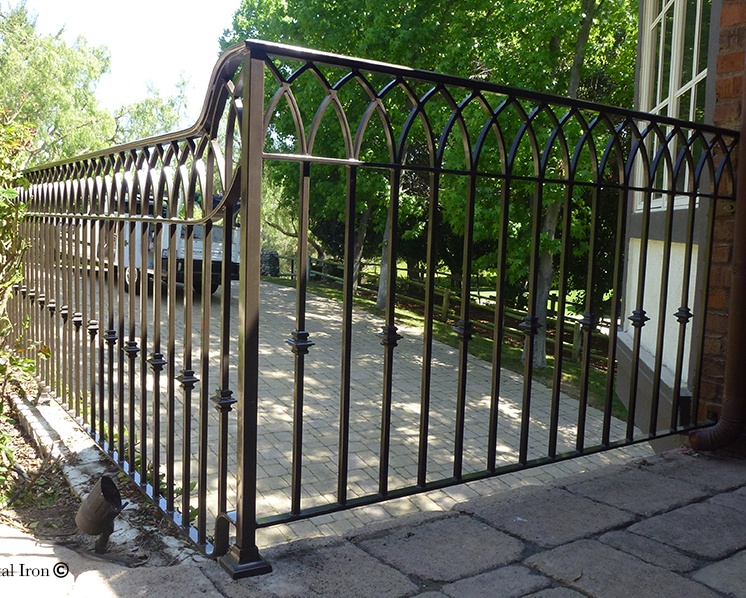 Ornamental Iron Fence Elk Grove CA