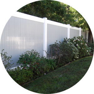 Vinyl Fence Elk Grove California
